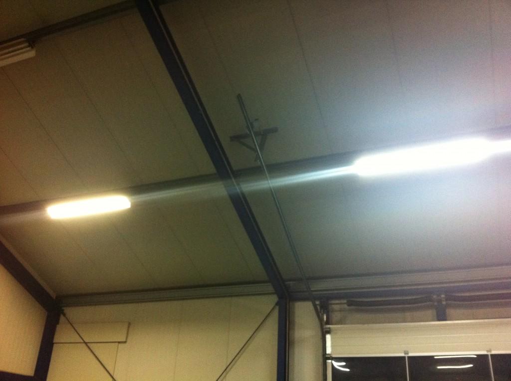 Ervaring met led tl lampen autobedrijf terpstra vaarweltl