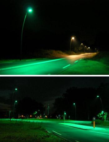 Groene LED verlichting, waarom? - VaarwelTL